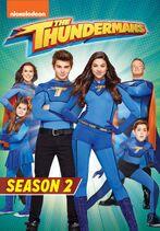 The Thundermans S2 dvd