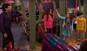 Stealing home - thundermans vs raul