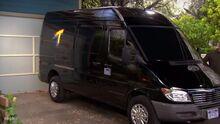The Thunder Van