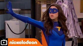 The Thundermans - Thundergirl! - Nickelodeon UK