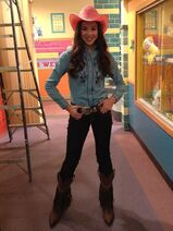 Phoebe The Cowgirl