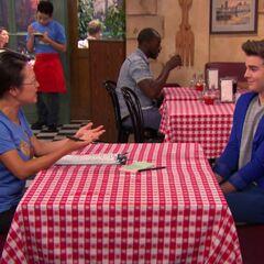Mrs. Wong interviews Max