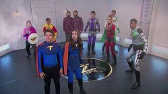 "The Thundermans Final 4 episodes including the finale, ""The Thunder Games"" 3 HD"