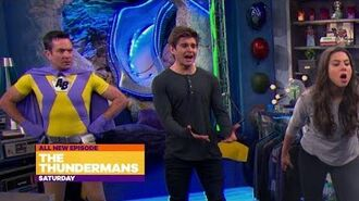 "The Thundermans - ""Side-Kicking and Screaming"" Promo HD"