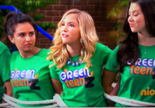Thundermans Green Teens With a Z