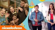 Kira Kosarin & Jack Griffo Look Back on The Thundermans 🤗 Nick
