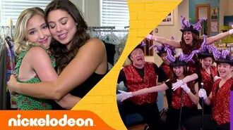 Kira Kosarin & Audrey Whitby React to the First Thundermans Episode EVER 🍒 Nick