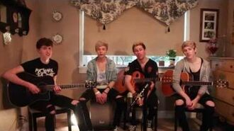 One Direction - Steal My Girl (Cover By The Tide)