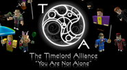 The TA frontpage