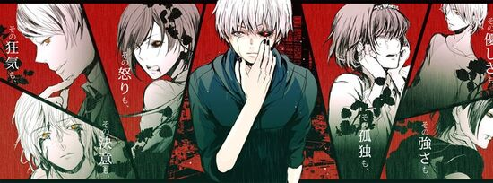 Tokyo Ghoul Welcome