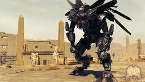 Transformers ROTF DLC Jetfire