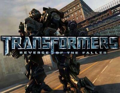 Staring Transformers revenge of the fallen