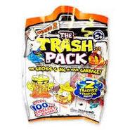 The Trash Pack Series 2 Foil Bag 2 Pack
