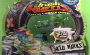Trash Wheels Packaging