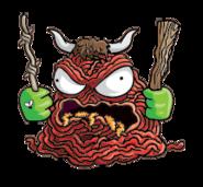Maggot Mince FoodFightTrash