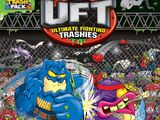 Ultimate Fighting Trashies