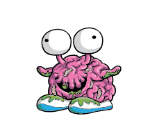 Boiled brains Artwork