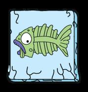 Frost-Fish Green Frozen-Trash S5