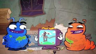"""The Trash Pack Cartoon - Episode 3, """"Snot My Problem"""""""