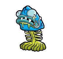Foul Fish Bone Artwork