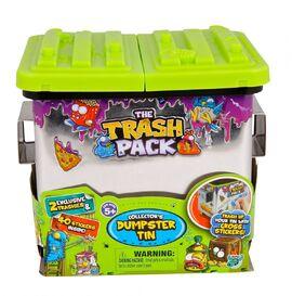 Dumpster Tin Packed