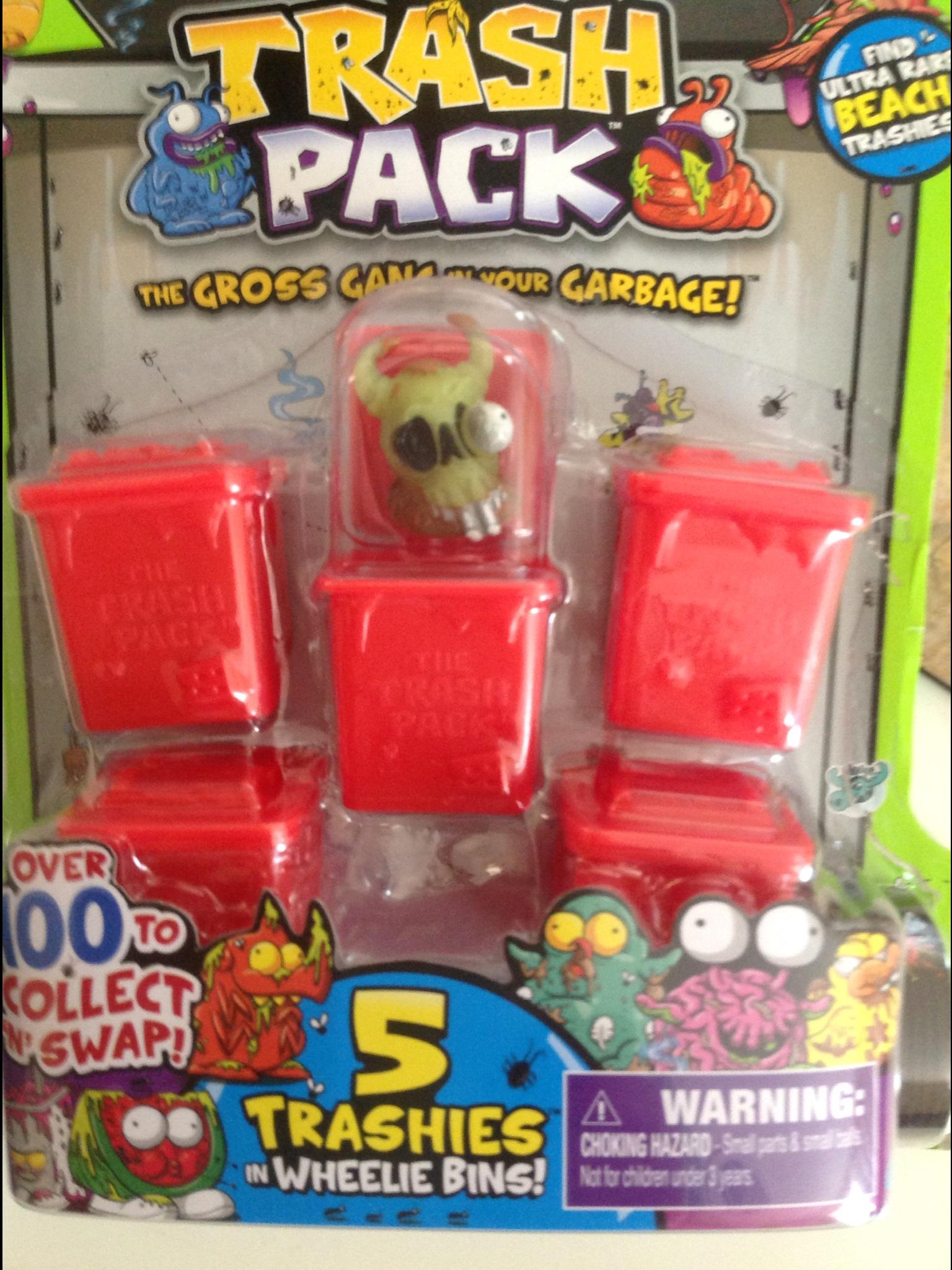 The Trash Pack Y