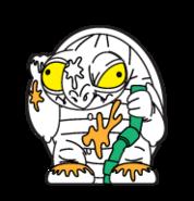 Turd-Turtle White Sewer-Trash S5