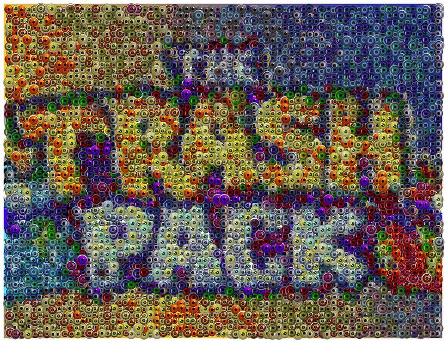 Image  Thetrashpackeyeballmosaicpaulvanscottjpg  The