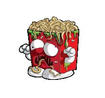 Oozey Noodles Artwork