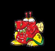 Fried-dragon-fly