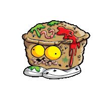 Gristle Pie Artwork