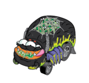 DRIVER SPIDER - LITTER BUGGIES S1