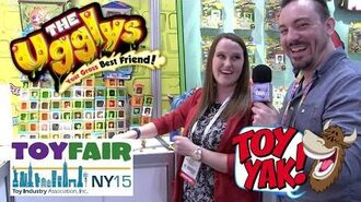 Ugglys Pet Shop from Moose Toys FIRST LOOK at Toy Fair 2015