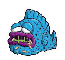 TPS6 HardBoiledTrash FlintRockFish