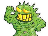 Mucus Puke