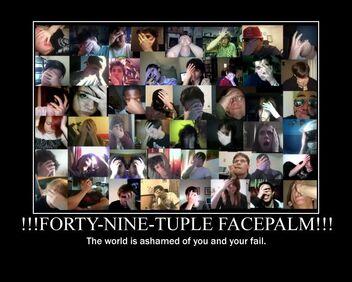 49 tuple facepalm