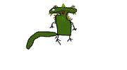 Lousy Lizard