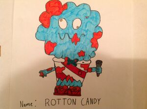 Rotton candy