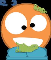 Mouldy Mango