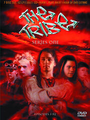 The Tribe DVD Cover 1