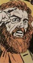 Ozymandias comic