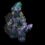 Alien-regularblue