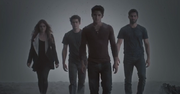 Teen wolf season 4 group