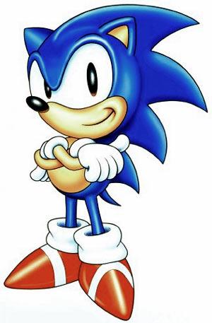 Sonic-classic