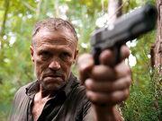 Merle's weapons