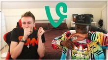 REACTING TO SIDEMEN VINES WITH TOBI