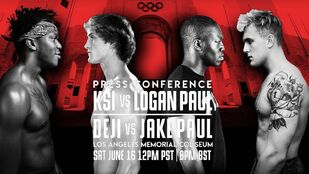 Ksi-logan-paul-jake-comedyshortsgamer-deji-boxing-fight-match-press-conference-watch-live-youtube