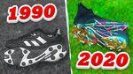 USING OLD SCHOOL VS NEW SCHOOL FOOTBALL BOOTS
