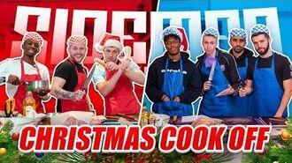 SIDEMEN CHRISTMAS COOK OFF