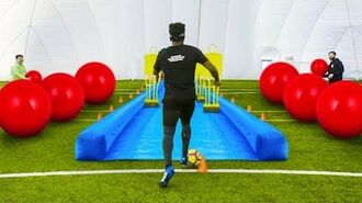 SIDEMEN TOTAL WIPEOUT FOOTBALL CHALLENGE